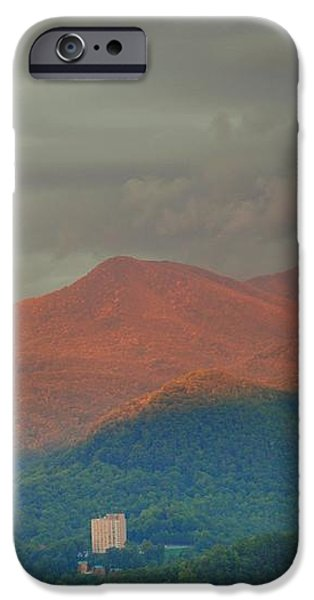 Smoky Mountain Way iPhone Case by Frozen in Time Fine Art Photography