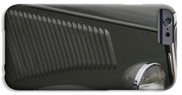 Automotive iPhone Cases - Smooth 34 iPhone Case by Dennis Hedberg