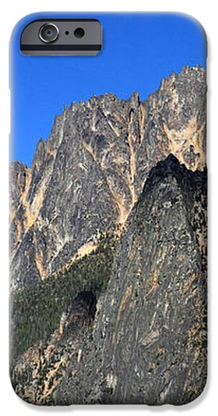 Snagtooth Ridge North Cascades National Park iPhone Case by Pierre Leclerc Photography