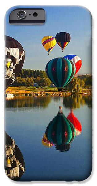 Soft Landings iPhone Case by Mike  Dawson
