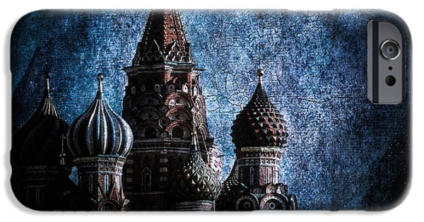 Moscow iPhone Cases - Solace iPhone Case by Andrew Paranavitana