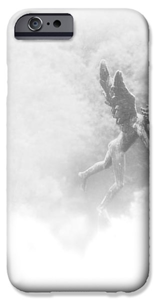 Song of the Angels iPhone Case by Bill Cannon
