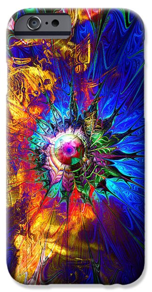 Souls United iPhone Case by Amanda Moore