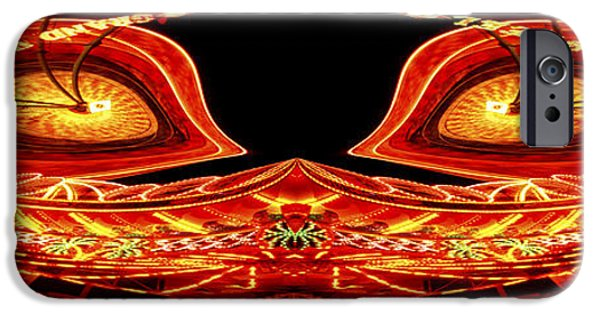 Surrealism Digital Art iPhone Cases - Space Bug iPhone Case by Paul W Faust -  Impressions of Light