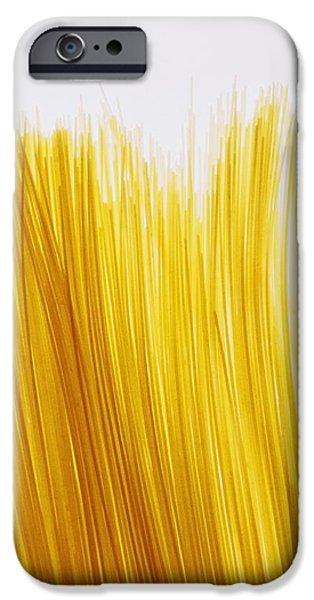 Spaghetti iPhone Case by David Chapman