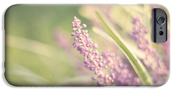 Soft Photographs iPhone Cases - Speak Softly iPhone Case by Amy Tyler