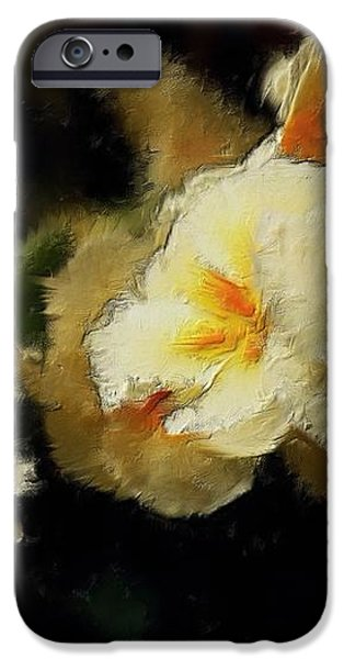 Spring Floral iPhone Case by David Lane