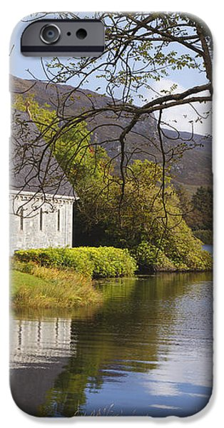 St. Finbarres Oratory On Shore iPhone Case by Ken Welsh