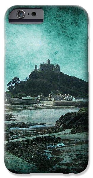 St Michaels Mount iPhone Case by Svetlana Sewell