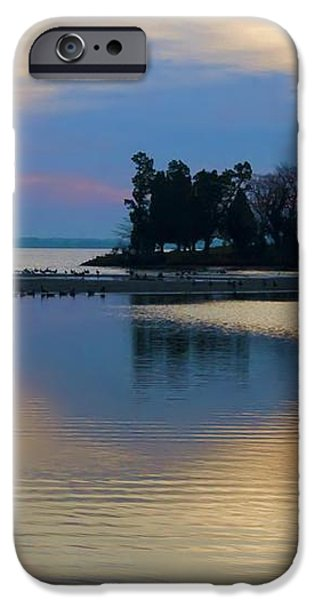 St. Michael's Sunrise iPhone Case by Bill Cannon