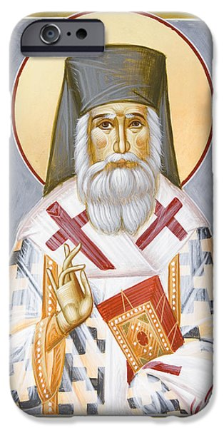 St Nektarios iPhone Case by Julia Bridget Hayes