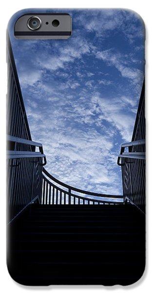 Stairway to Heaven iPhone Case by Joel Witmeyer