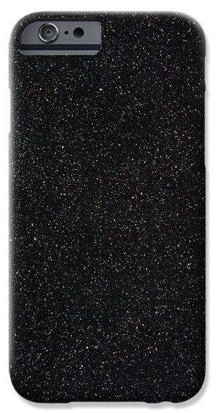 Star Cluster M35 iPhone Case by Eckhard Slawik