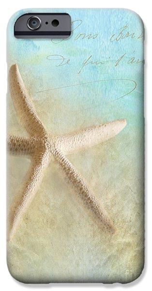 Starfish iPhone Case by Betty LaRue