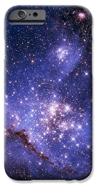 Stars And The Milky Way iPhone Case by Don Hammond