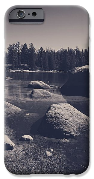 Stone Steps iPhone Cases - Step by Step iPhone Case by Laurie Search