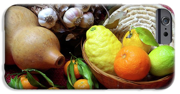 Gourd iPhone Cases - Still-life iPhone Case by Carlos Caetano