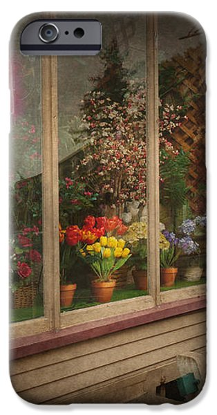 Store - Belvidere NJ - Fragrant Designs iPhone Case by Mike Savad