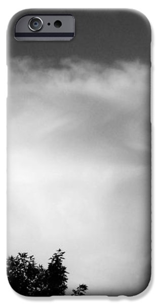 Storm Cloud iPhone Case by Juergen Weiss