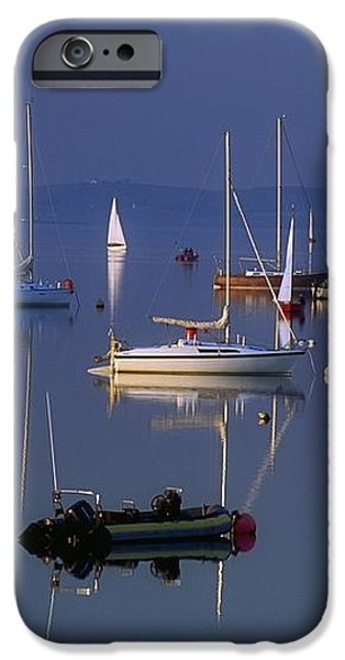 Strangford Lough, Co Down, Ireland iPhone Case by SICI