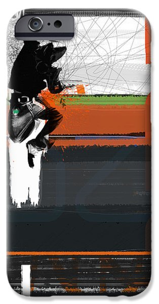 Expressive iPhone Cases - Streets iPhone Case by Naxart Studio