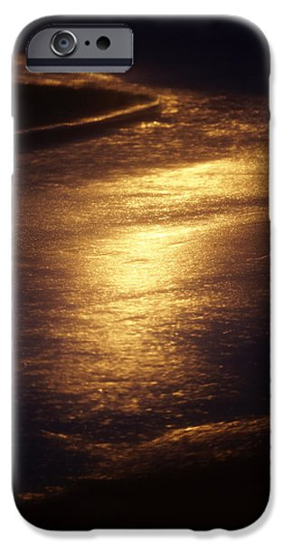 Streets of Gold iPhone Case by Skip Nall