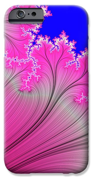 Summer Breeze iPhone Case by Carolyn Marshall