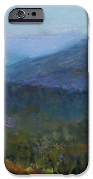 Summer's Retreat iPhone Case by Susan Jenkins