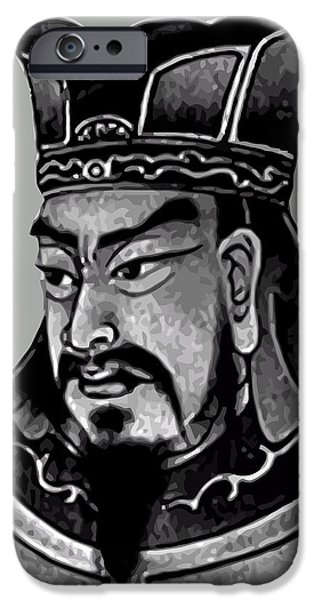 Sun Tzu iPhone Case by War Is Hell Store