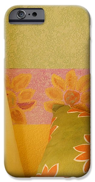 Sunny Morning iPhone Case by Jerry McElroy