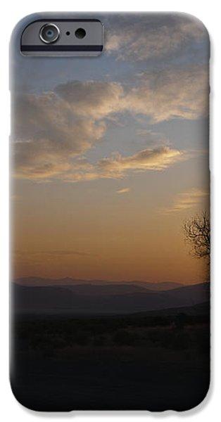 Sunrise Over Sand Pass iPhone Case by Kurt Golgart