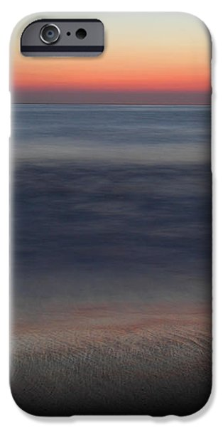 Sunset at Huntington beach iPhone Case by Pierre Leclerc Photography