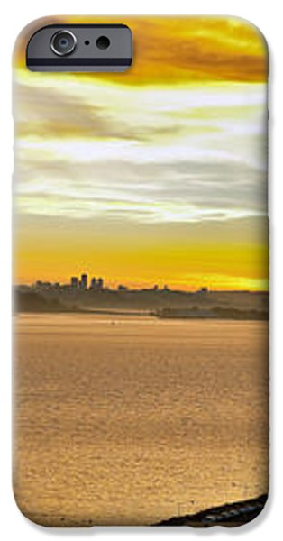 Sunset Bay iPhone Case by Kelley King