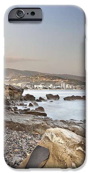 Sunset on the Mediterranean iPhone Case by Joana Kruse