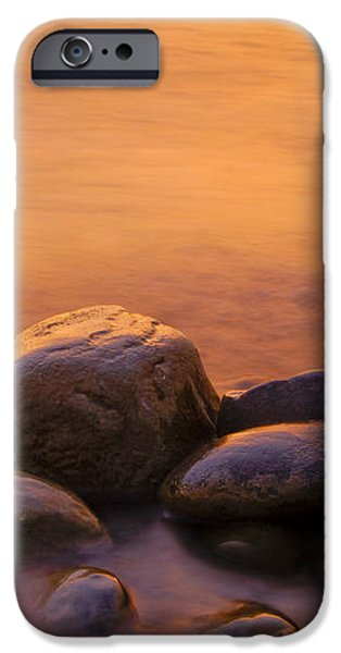 Sunset iPhone Case by Silke Magino