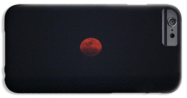 Super Moon iPhone Cases - Super Moon iPhone Case by Mandy Shupp