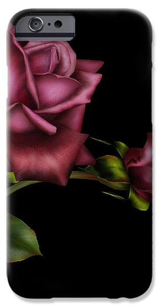 Sweet Perfection iPhone Case by Cheryl Young