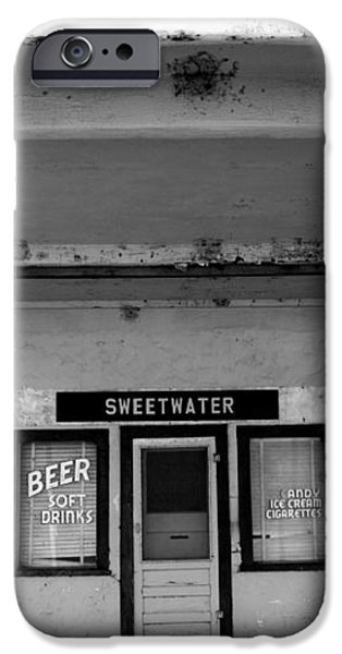 Sweetwater iPhone Case by Jeff Lowe