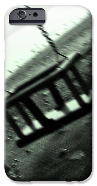 swing iPhone Case by Joana Kruse
