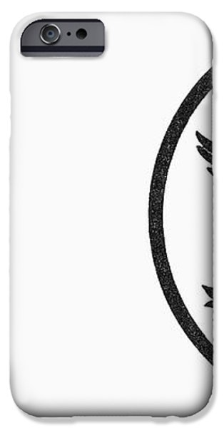 SYMBOLS: U.S. ARMY iPhone Case by Granger