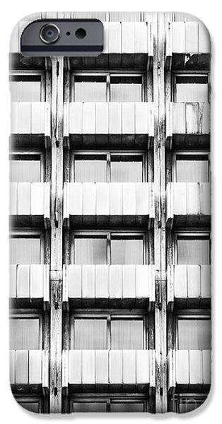 Symetry iPhone Case by Gabriela Insuratelu