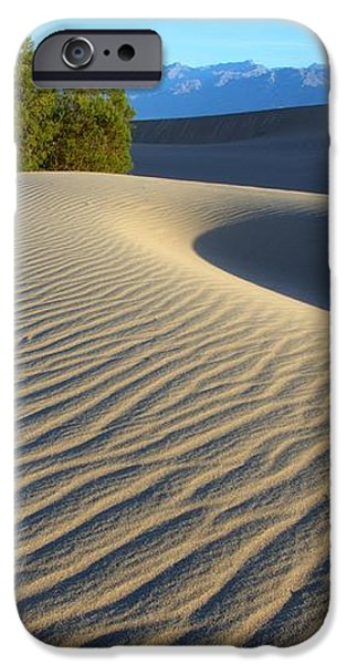 Symphony Of The Sand iPhone Case by Bob Christopher
