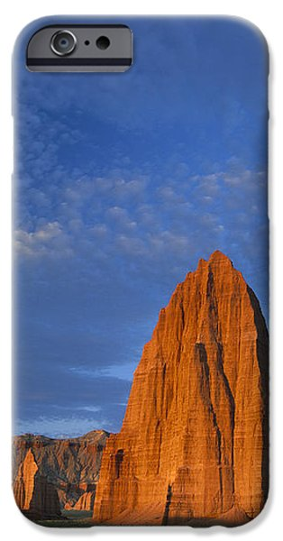 Temples Of The Sun And Moon iPhone Case by Tim Fitzharris