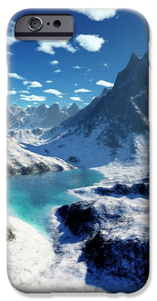 Terragen Render Of An Imaginary iPhone Case by Rhys Taylor
