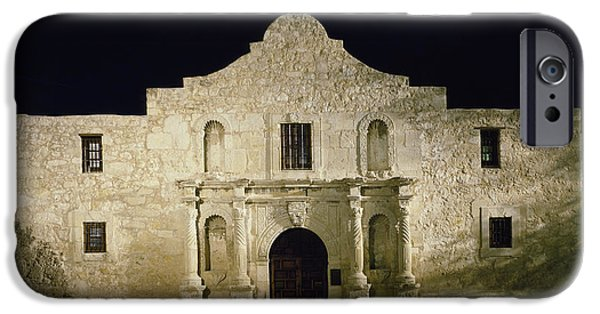 1990 iPhone Cases - TEXAS: THE ALAMO, c1990 iPhone Case by Granger