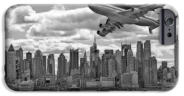 New York City iPhone Cases - Thanks for the Show iPhone Case by Susan Candelario