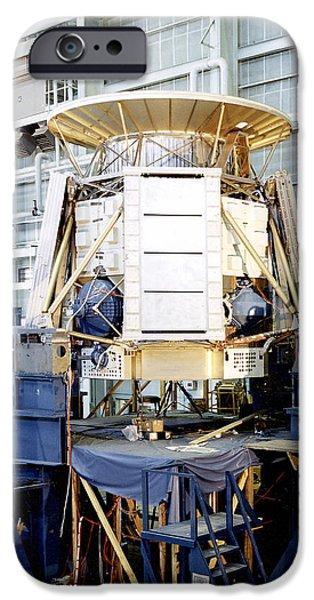 The Apollo Telescope Mount Undergoing iPhone Case by Stocktrek Images
