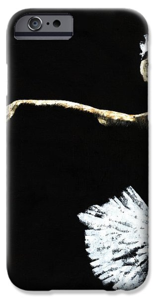 The Art of Grace iPhone Case by Richard Young