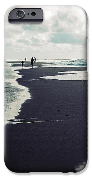 the beach iPhone Case by Joana Kruse