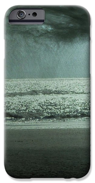 The Beachcombers iPhone Case by Amy Tyler